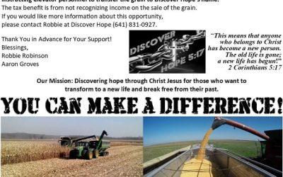 Grain Contribution